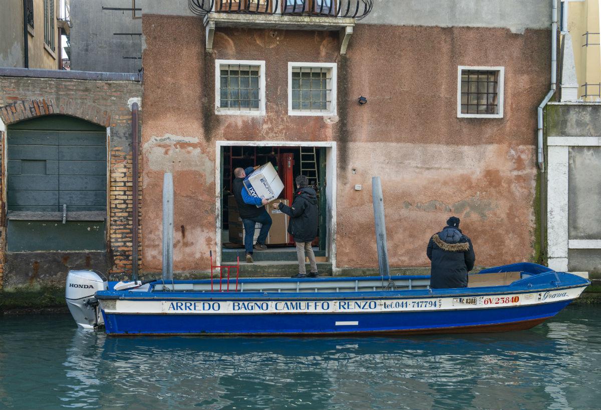 Camuffo Arredo Bagno Venezia.Chi Siamo Camuffo